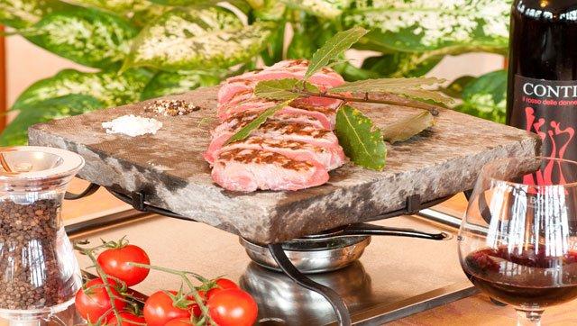 04 cucina Leon d'Oro Fracosta di manzo